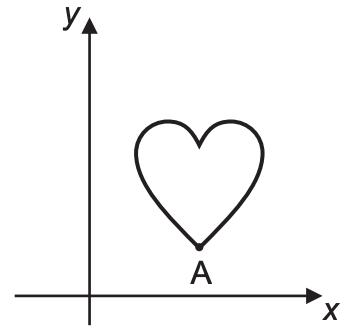 (ENEM 2018 Reaplicação / PPL) Isometria é uma transformação geométrica que, aplicada a uma figura, mantém as distâncias entre pontos.